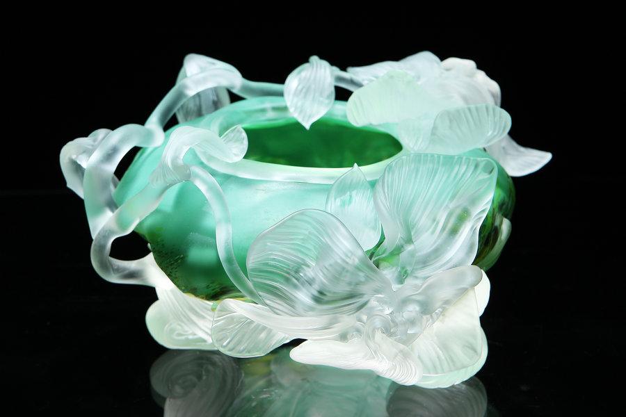 Tina Cooper Glass